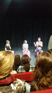 Q&A at Rose Theatre Kingston
