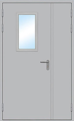 Тамбурные двери производства First Group