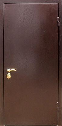 Окраска дверей порошковой краской