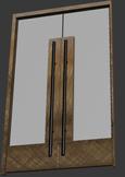 Входные двери с гальваническим покрытием
