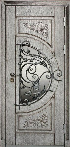 """Элитные входные двери. Серия """"Стиль"""""""