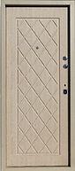 Недорогая светлая входная дверь, дверь входная недорого, железные входные двери москва
