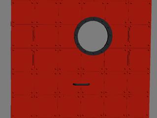 Авторские дизайнерские входные двери