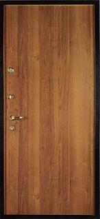 Дверь металлическая ламинат