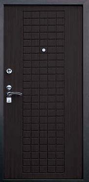Входная железная дверь Венге недорого от производителя в Москве