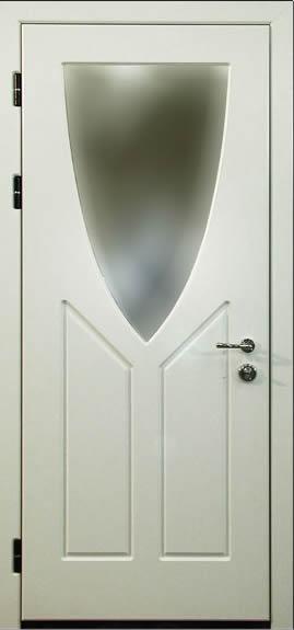"""Двери с зеркалом. Серия """"Глас"""""""
