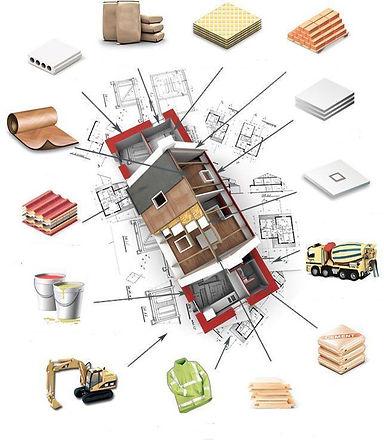 Комплексная поставка строительных материалов Химки