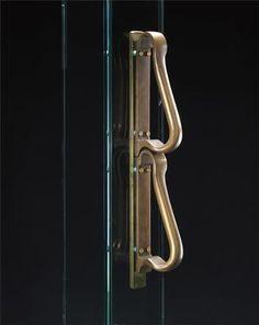Ручка входной двери Алвар аалто