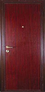 Дверь стальная ламинат