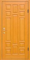 Дверь входная с отделкой МДФ - дешево