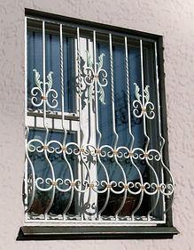 Решетки на окна элитные