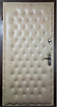 металлическая дешевая дверь