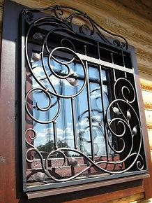 Решетки на окна Москва