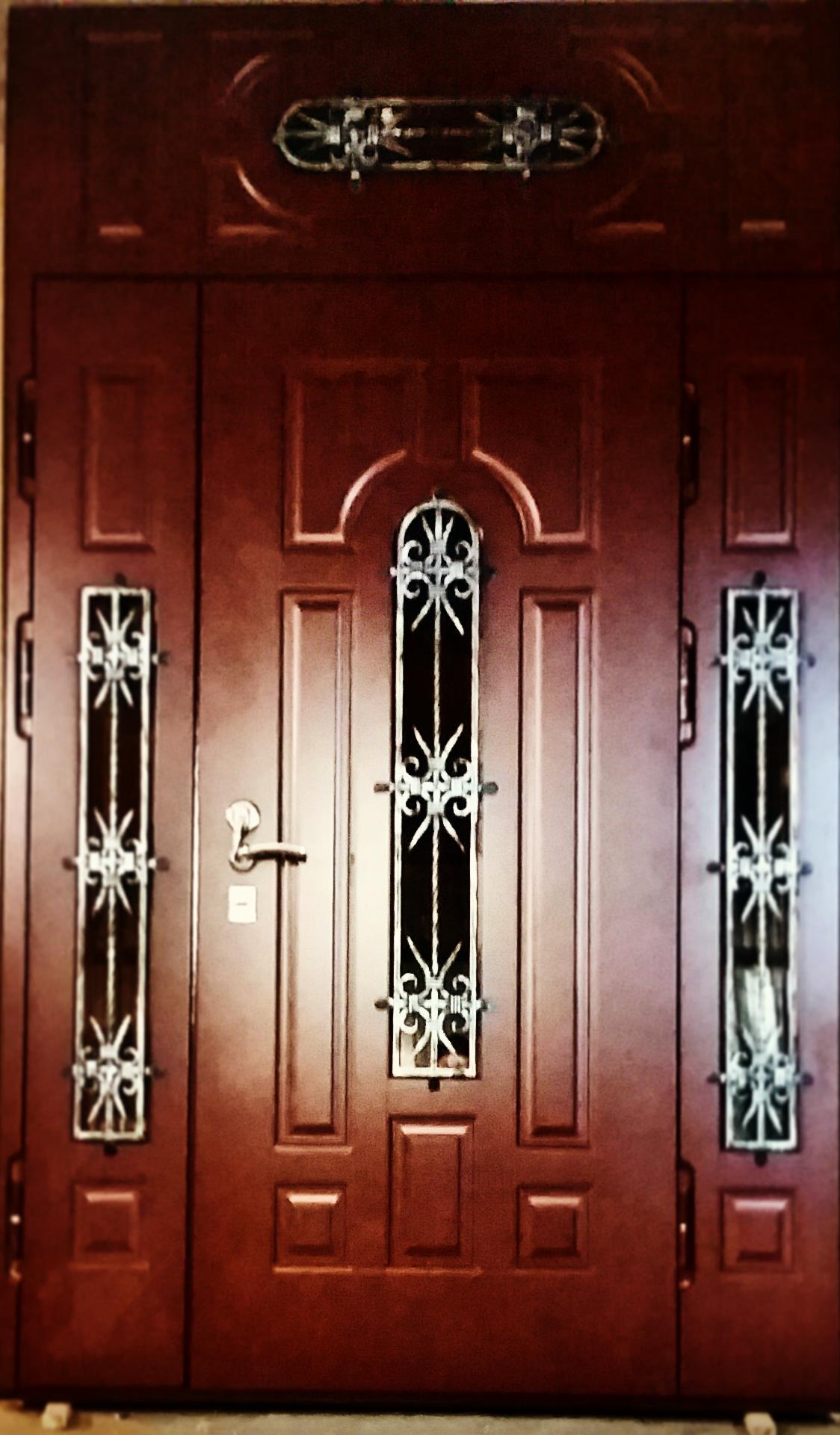 Двери нестандартных размеров
