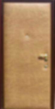Дверь железная эконом
