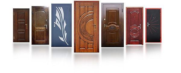 Двери устойчивые ко взлому