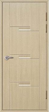 Железная дверь со светлой дверной панелью.  FG-LT+02-05