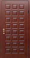 Дверь стальная входная с отделкой МДФ - ПВХ