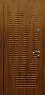 Дверь входная с оригенальной резьбой в Африканском стиле