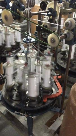 Vídeo - Como é a fabricação das cordas.