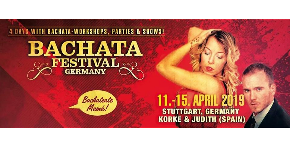 Bachatafestival Germany