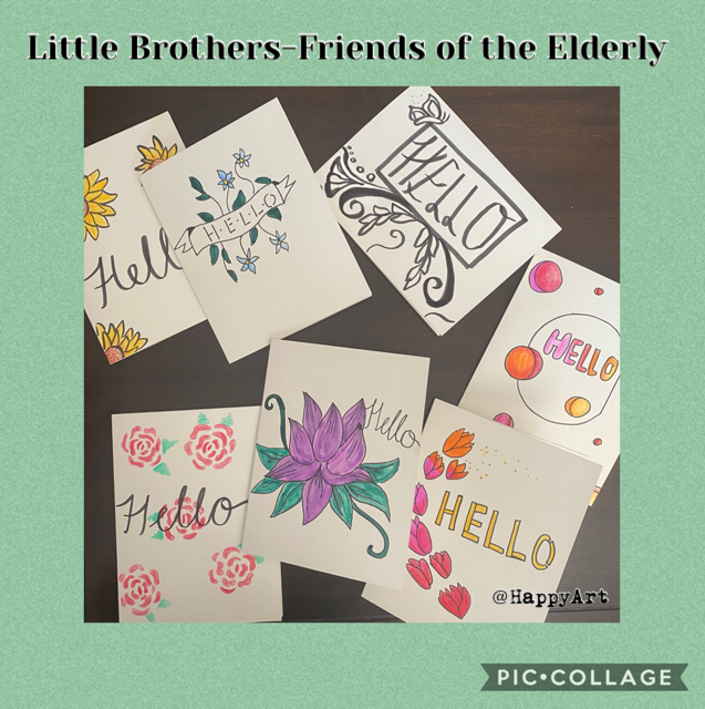 Little Brothers-Friends of the Elderly