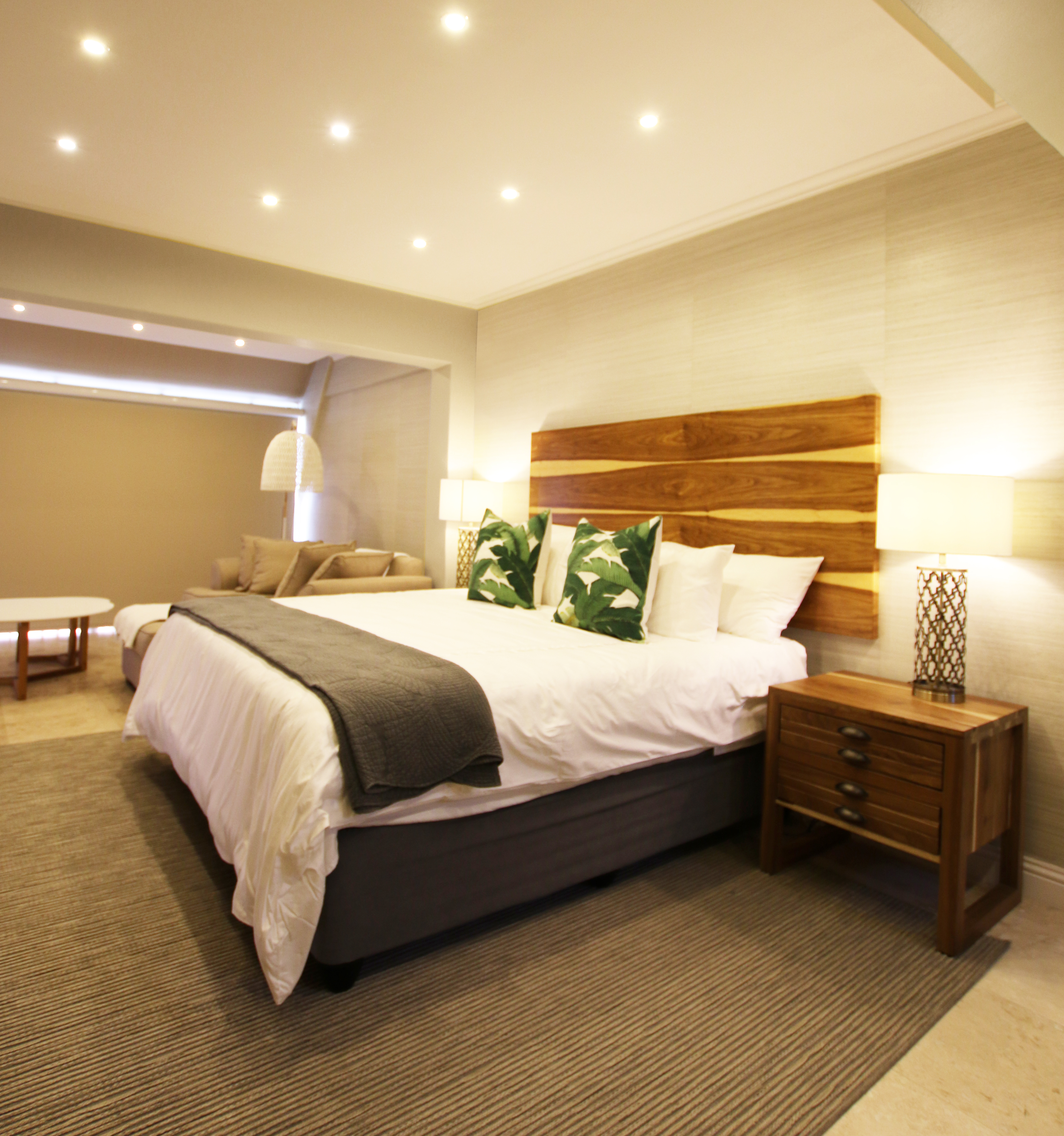 JSD INterior- Interior Design, beach house design, main bedroom design residential design