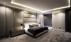 Main bedroo design- Custom Furniture
