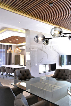 Formal and Family dining Room