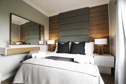 JSD Interiors- main bedroom interior design