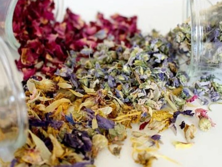 The Top Three Benefits of an Herbal Sitz Bath for Postpartum Healing.