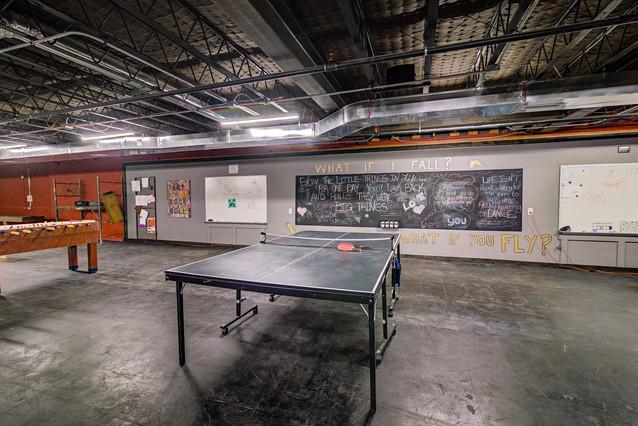 Ping Pong Table and Art Wall.jpg
