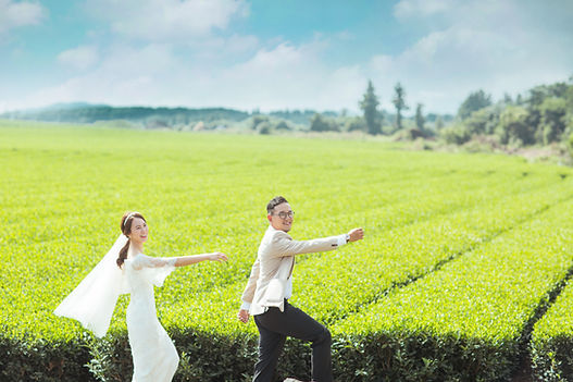[Jeju Pre-Wedding 客人♡Connie♡分享]