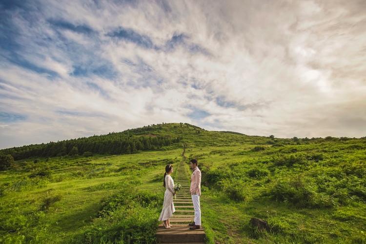 韓國濟州婚紗攝影-四月婚展優惠-25
