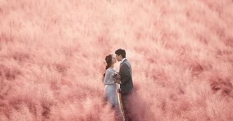 韓國濟州首爾婚紗攝影