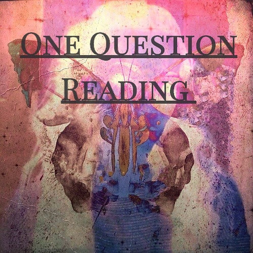One Question Read (3-5 day wait)