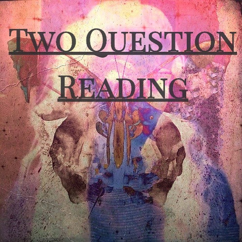 Two Question Read (3-5 days)