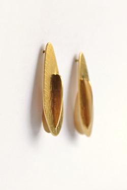 Boucles d'oreilles Aileron