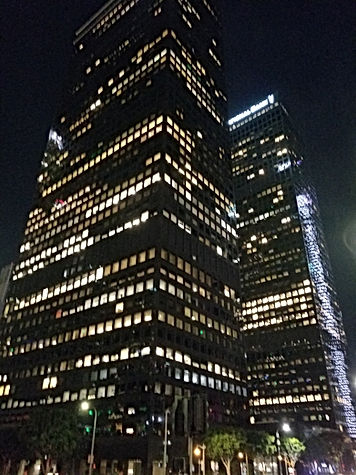 Skyscraper Building DTLA