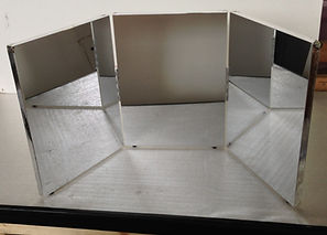 "Table top trifold mirror 16"" x 48"".JPG"