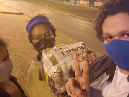 Ação de Campo em Brasília