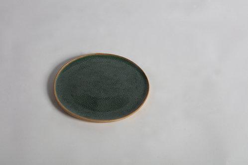 Green Plate I