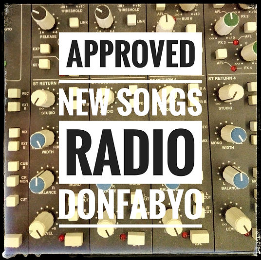 Approved New Songs by Radio DonFabio
