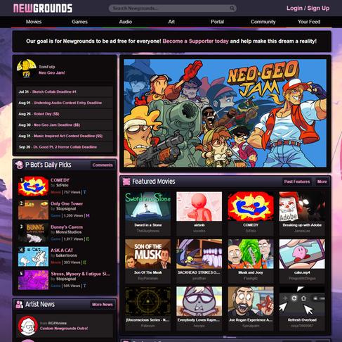 Top 10 Website Khiến Bạn Muốn Trở Thành Animator