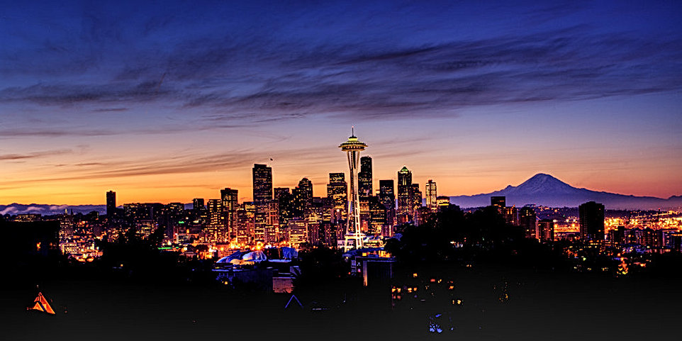 seattle_skyline_sunrise_1_hdr_by_aaronpl