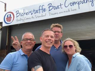 A Road Trip to Bickerstaffe Boats