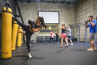 Fit House Denver   Kickboxing