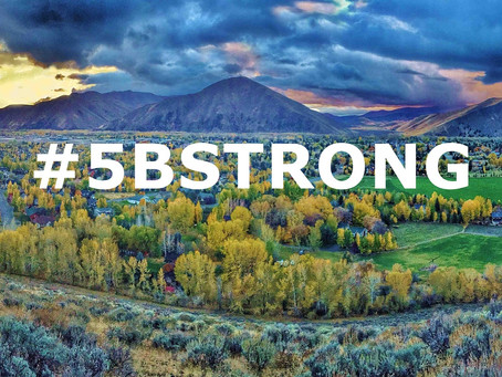 Community working together = #5BStrong