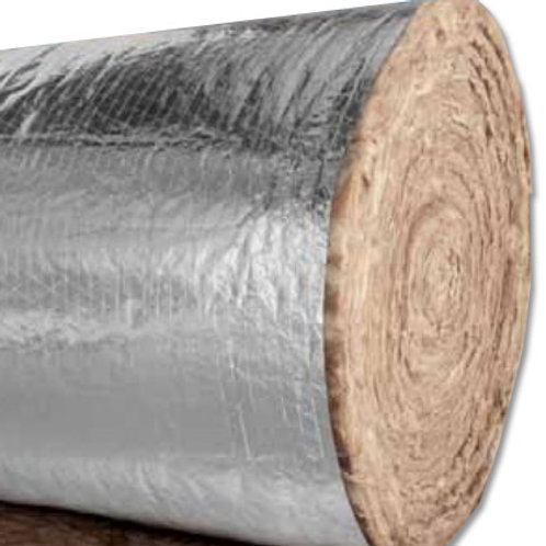 ROCKWOOL DUCTWRAP 25MM  10 M2 PACK