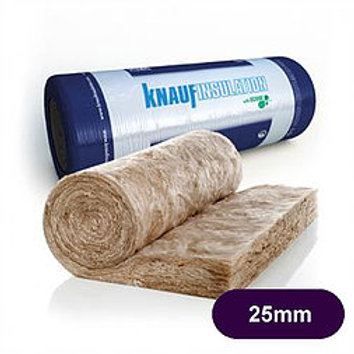 KNAUF 25MM APR ACOUSTIC PARTITION ROLL